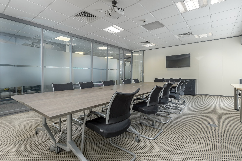 meeting spaces qora