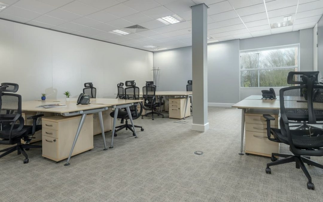 Is Your Office Design Set-Up for Productivity?